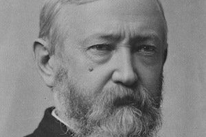 Benjamin Harrison Death Cause and Date