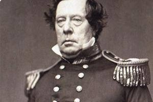 Commodore Matthew Perry Death Cause and Date