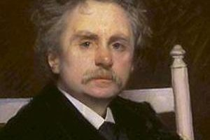 Edvard Grieg Death Cause and Date