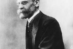 Emile Durkheim Death Cause and Date