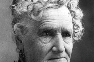 Esther Hobart Morris Death Cause and Date