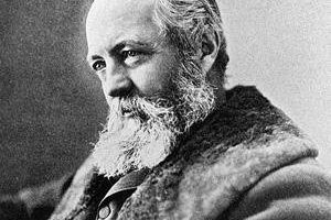 Frederick Law Olmsted Death Cause and Date