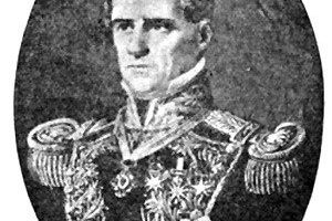 General Santa Ana Death Cause and Date
