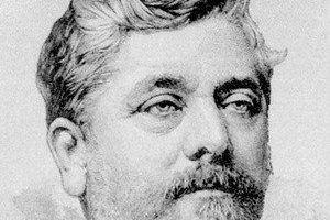 Gustave Eiffel Death Cause and Date