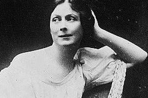 Isadora Duncan Death Cause and Date