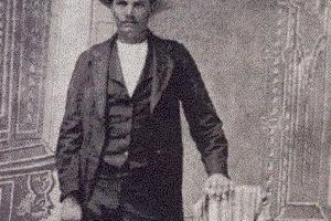 John Wesley Hardin Death Cause and Date
