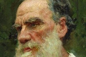Leo Tolstoy Death Cause and Date