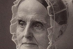 Lucretia Mott Death Cause and Date
