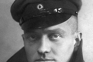 Manfred Von Richthofen Death Cause and Date