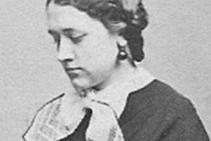 Maria Susanna Cummins Death Cause and Date