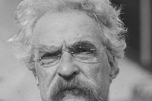 Mark Twain Death Cause and Date