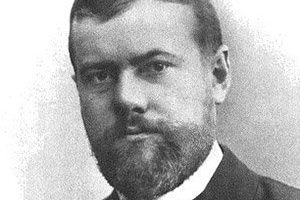 Max Weber Death Cause and Date