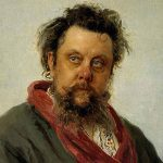 Modest Mussorgsky Death Cause and Date