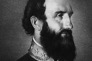 Thomas Stonewall Jackson Death Cause and Date