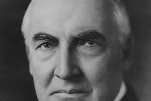 Warren G. Harding Death Cause and Date