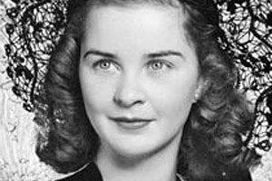 Barbara Ann Scott Death Cause and Date