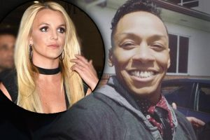 Britney Spears and Andre Fuentes