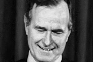 George H.W. Bush Death Cause and Date