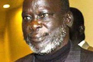 John Garang Death Cause and Date