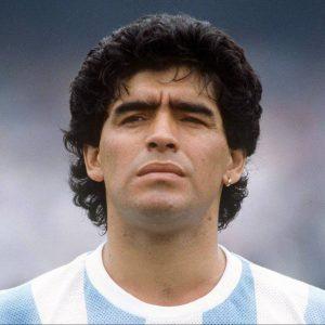 Diego Maradona Cause and Date