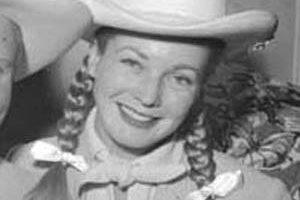 Gail Davis Death Cause and Date